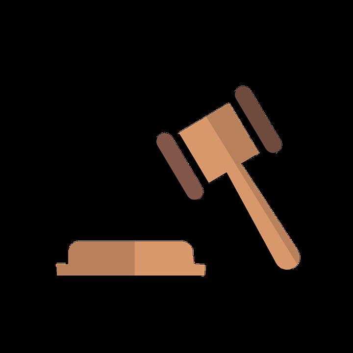 Law, Justice - Concept, Auction, Legal System