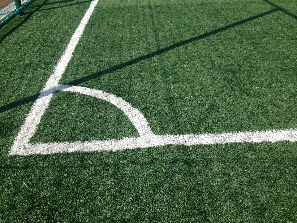 Soccer Field, Lawn, Football Field, Grass, Field, Green