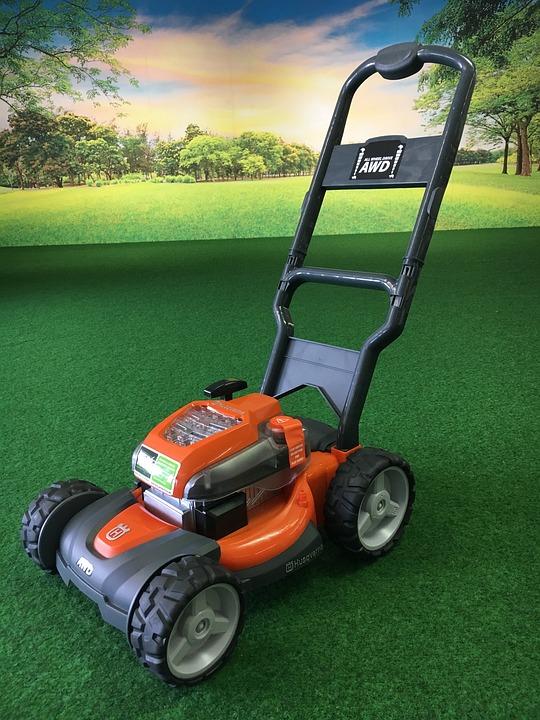 Husqvarna, Children's Lawn Mower, Lawn Mower, Toys, Mow