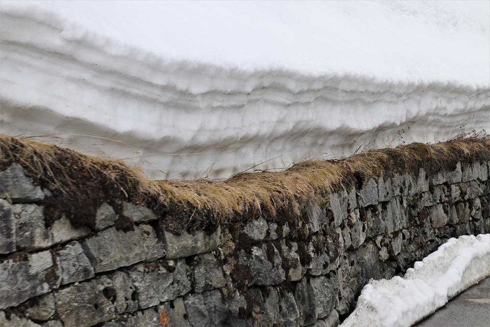Precipitation, Snow, Layer, Cold, The Environment