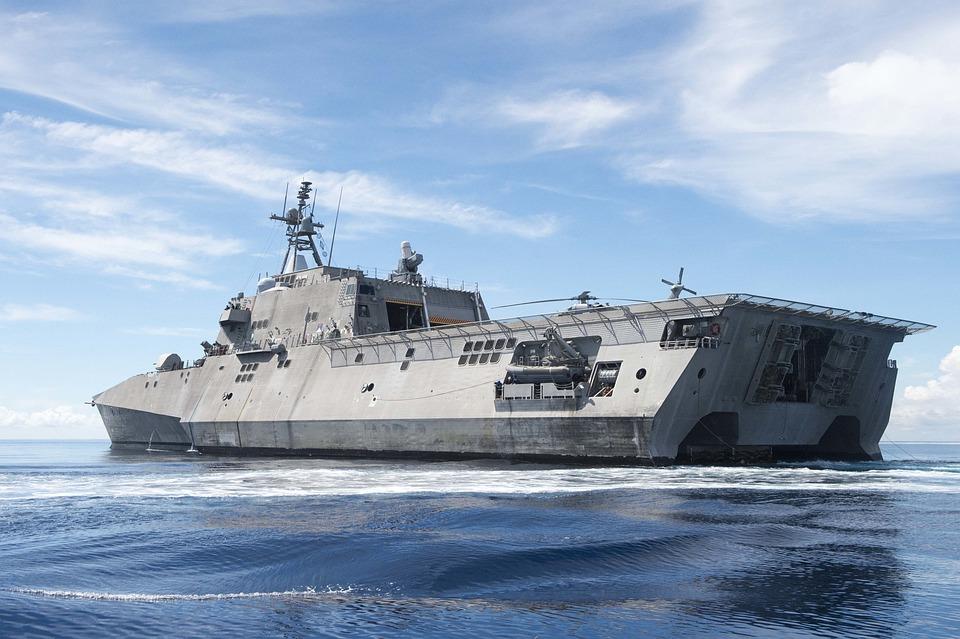 Uss Coronado, Lcs 4, Maritime Training Activity