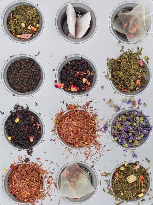 Tea, Variety, Drink, Healthy, Chinese, Herb, Leaf