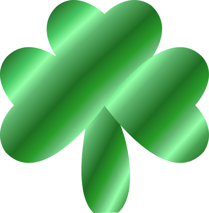 Club, Clover, Green, Celebration, Leaf, Luck