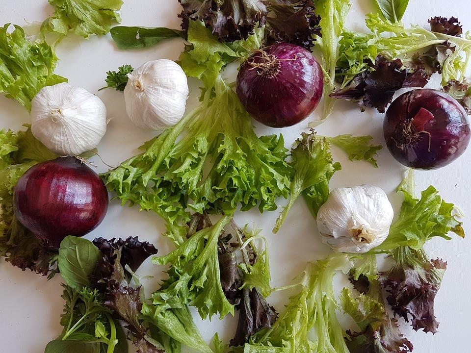 Food, Vegetables, Healthy, Salad, Leaf Plants, Diet