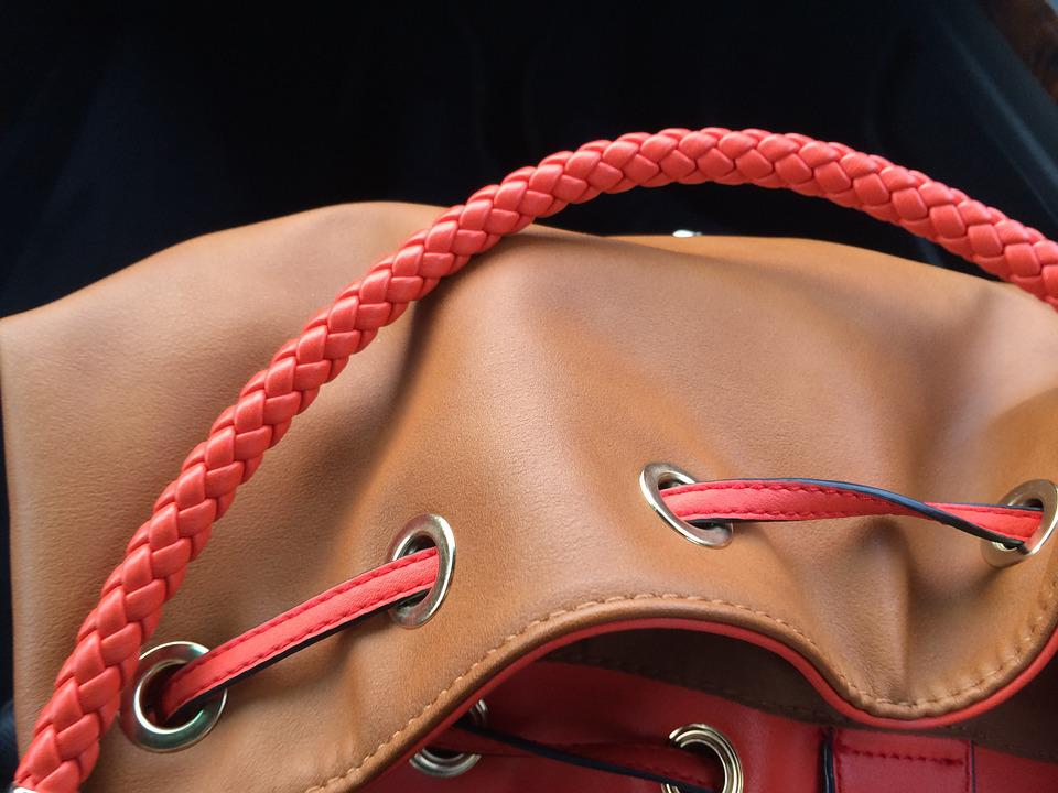 Handbag, Cord, Leather, Fashion, Detail