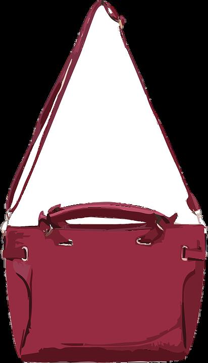 Handbag, Leather, Luxury, Pink