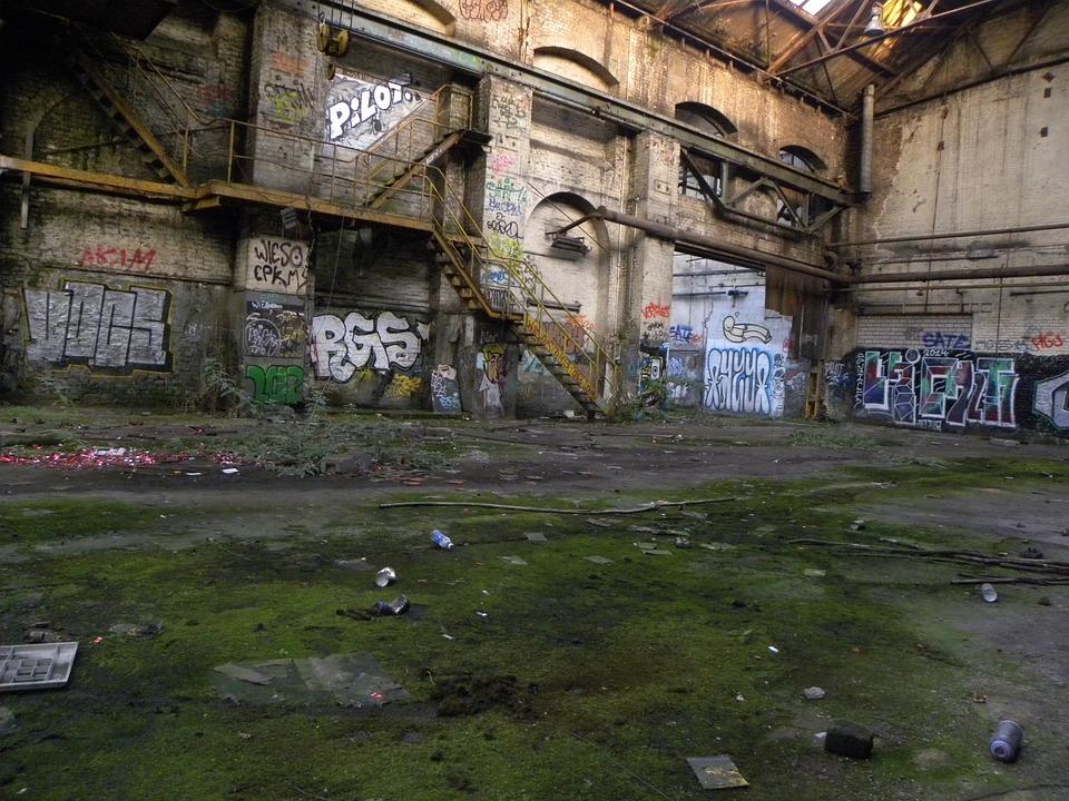 Factory, Age, Decay, Leave, Khd, Deutz Factory