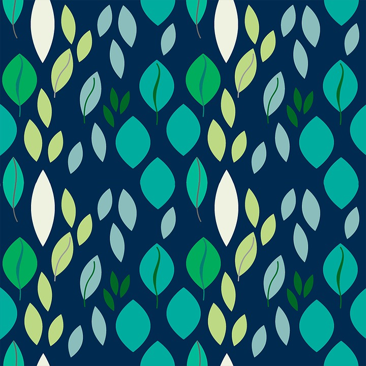 Pattern, Leaves, Report, Leaf, Green, Texture
