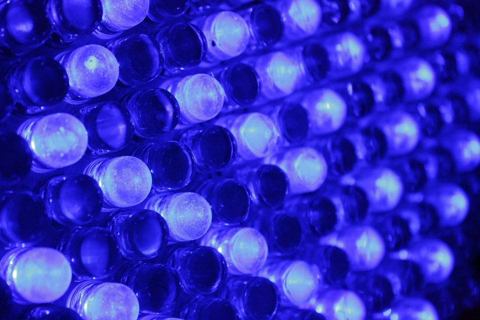 Light, Blue, Led, Color