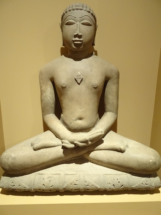 Fig, Stone Figure, Yoga, Legged, Meditation, Inner Calm