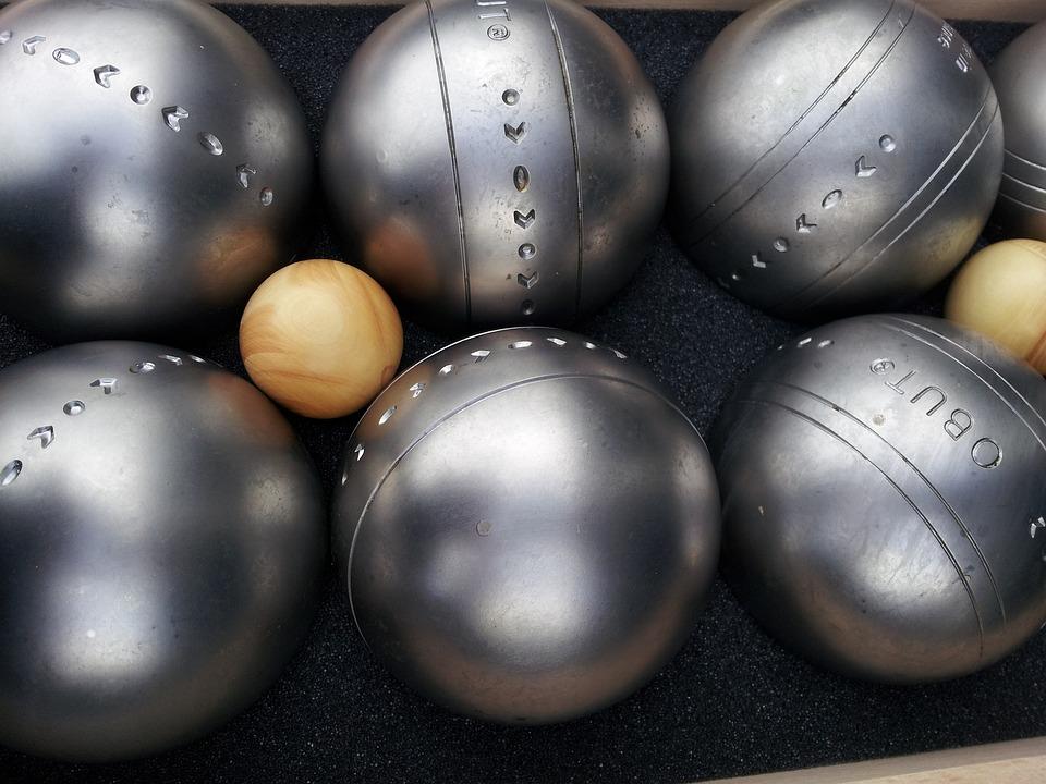 Bocce, Leisure, Balls