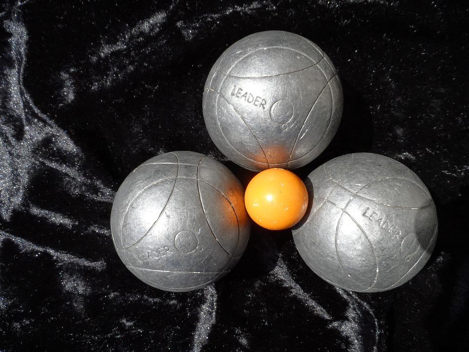 Boule Balls, Boule, Ball, Sport, Play, Leisure, France
