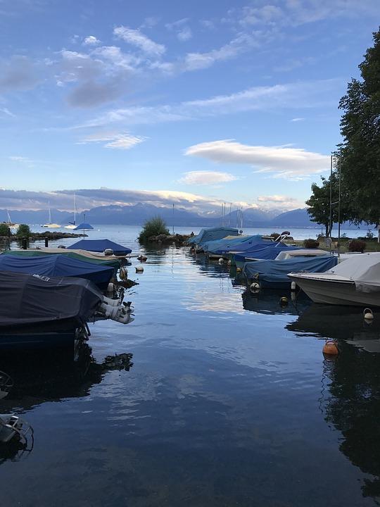 Boat, Lake, Nature, Leisure, Scenic, Water, Summer