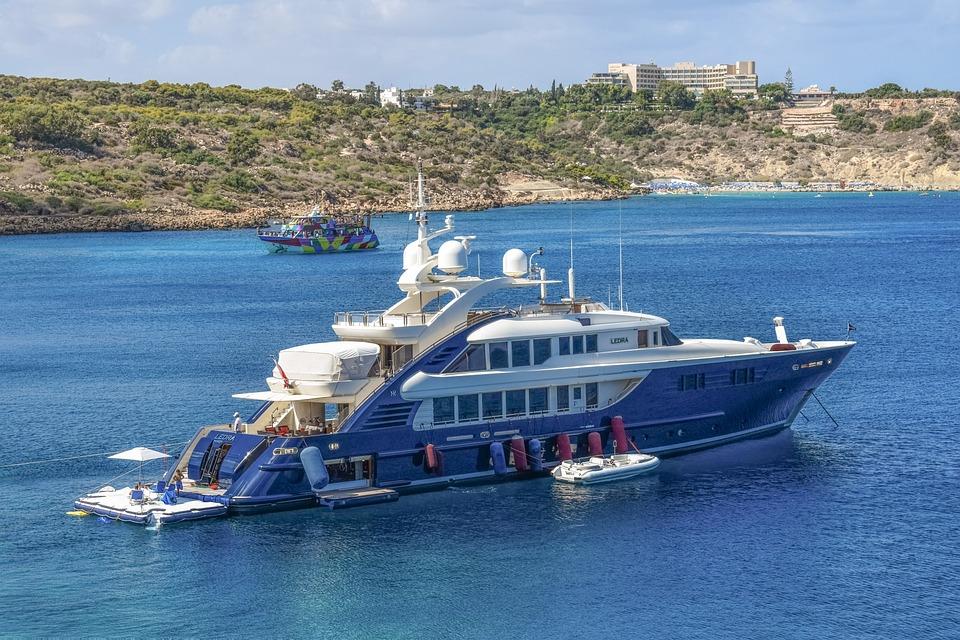 Yacht, Luxury, Sea, Lifestyle, Leisure, Tourism