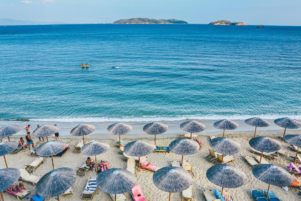 Beach, Coast, Island, Leisure, Ocean, Outdoors, People