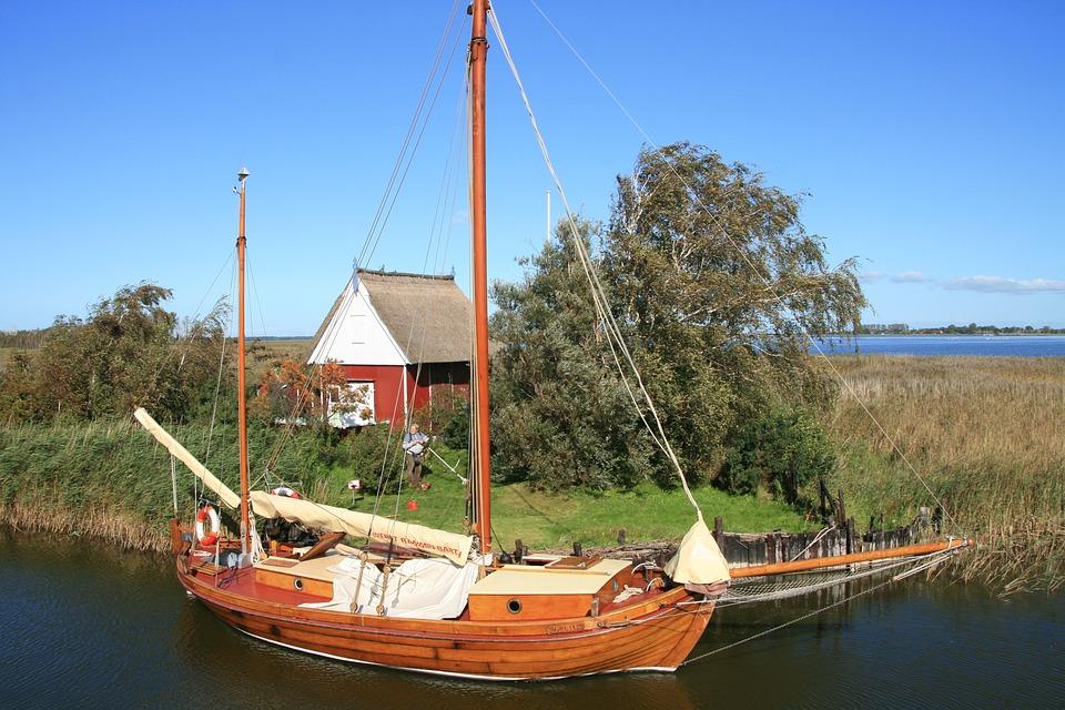 Sailing Boat, Sail, Baltic Sea, Water, Leisure, Holiday