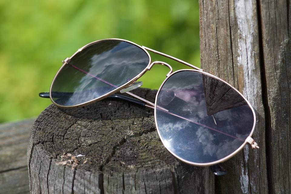 Sunglasses, Wood, Summer, Sun, Casual, Leisure, Youth