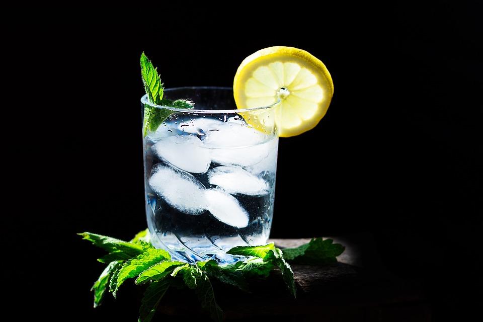 Lemon, Mint, Drink, Fresh, Cold, Refreshment, Healthy