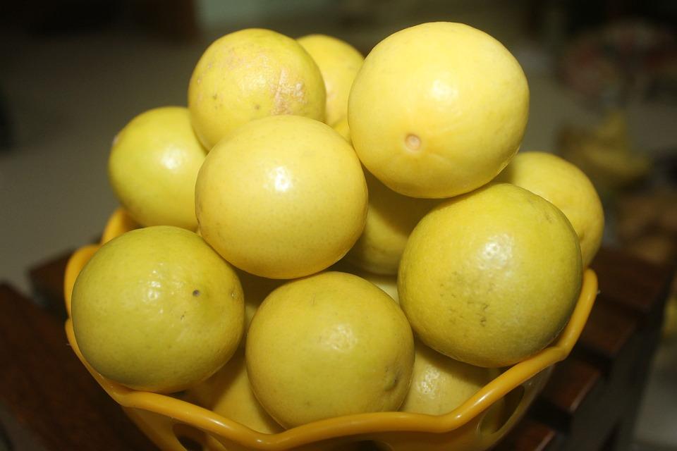Lemon, Vegetable, Salad, Healthy, Fruit, Lime, Fresh