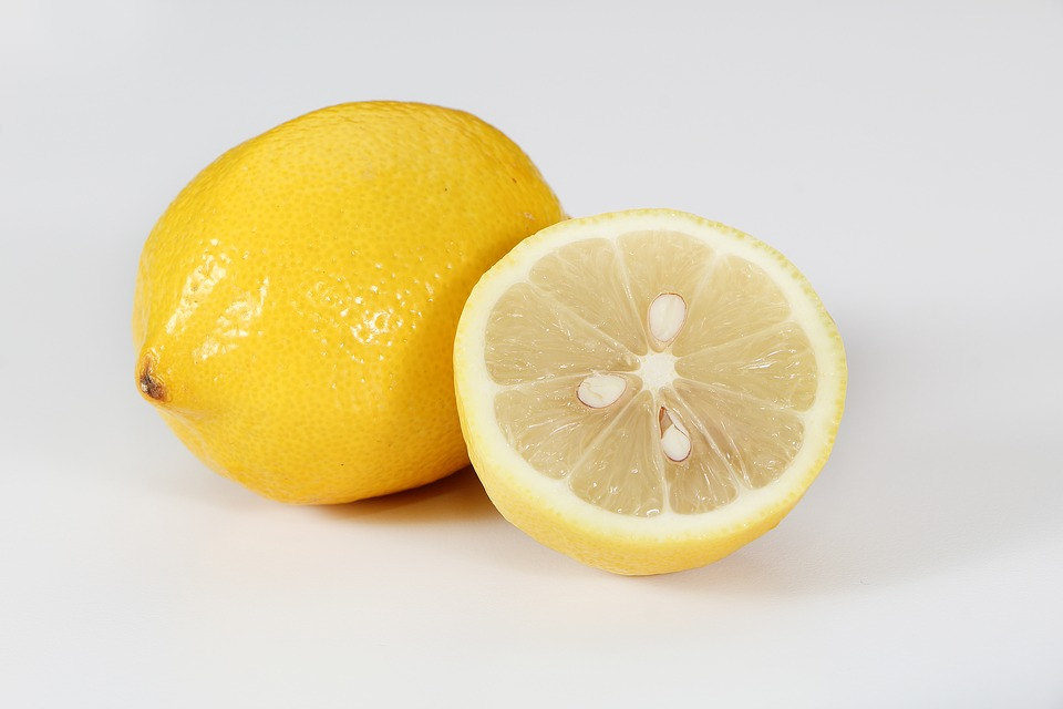 Lemon, Fruit, Vegetable