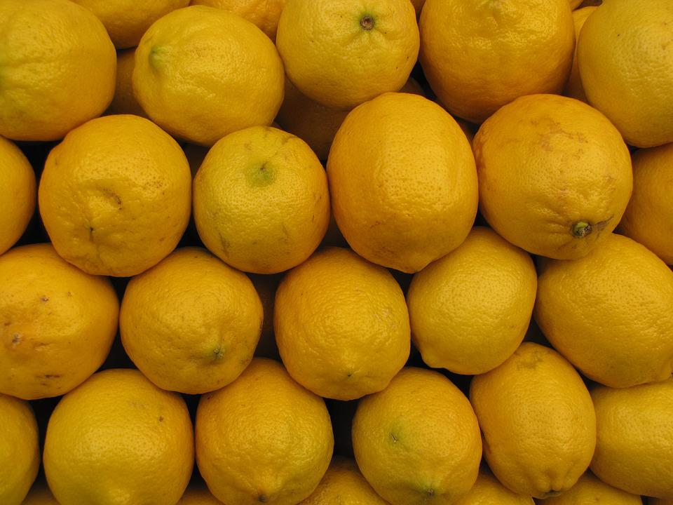 Fruit, Food, Juicy, Lemon, Health, Grow, Market, Juice