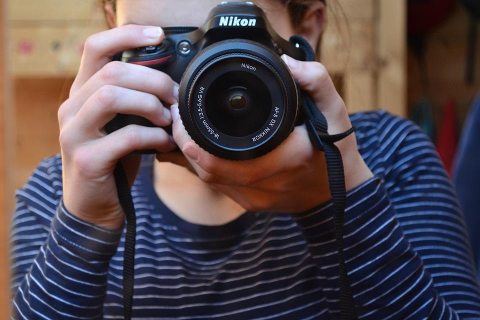 Camera, Lens, Focus, Zoom, Photograph, Photographer