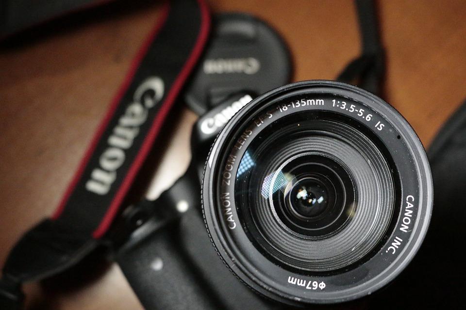 Camera, Canon, Reflex, Photo, Photography, Lens