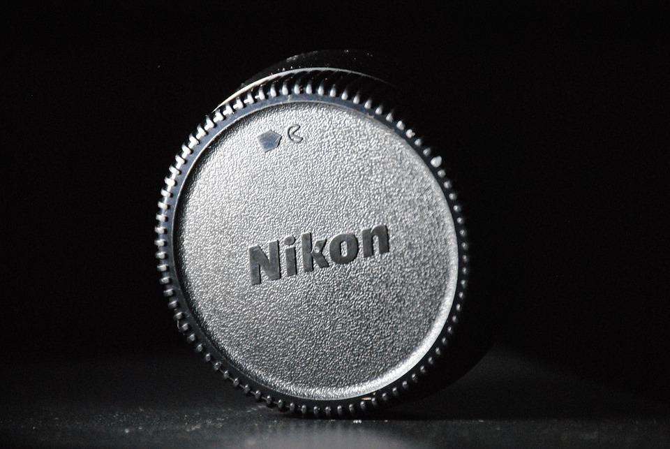 Nikon, Accessory, Cover, Lens Cap, Lens, Protection