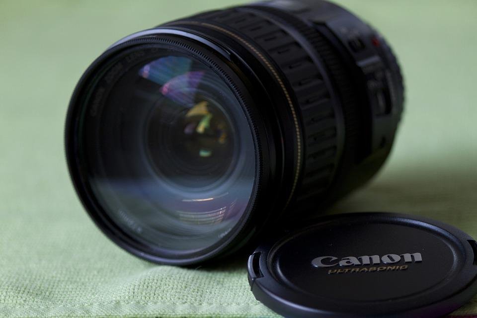 Camera, Lens, Focus, Photography, Digital, Equipment