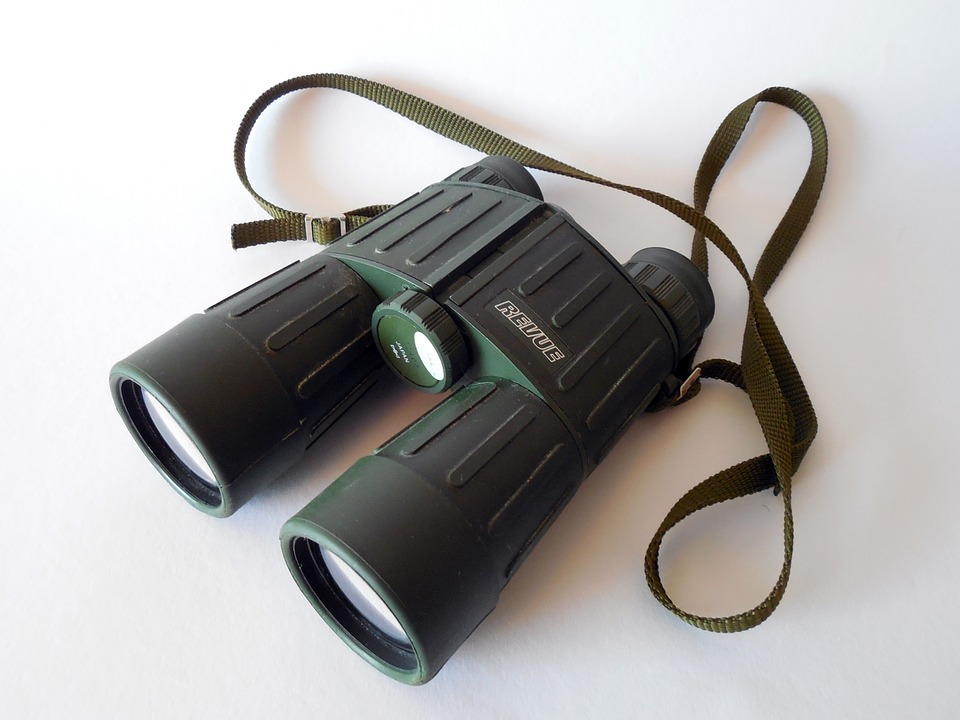 Binoculars, Spy, Observation, Lens, See, Optics, Watch