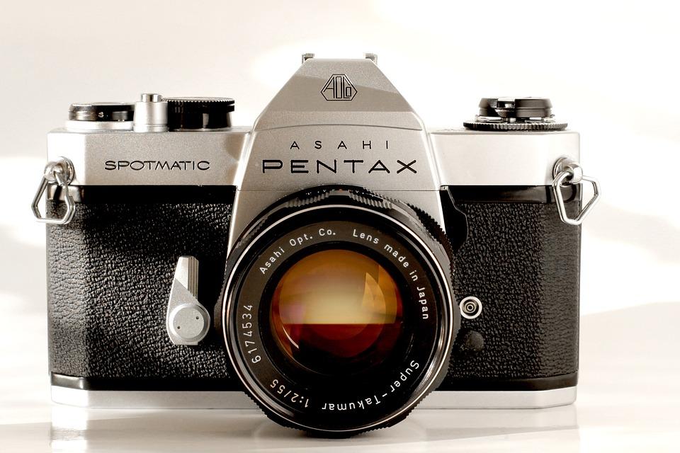 Free photo Lenses Pentax Old Old Camera Camera Analog - Max Pixel