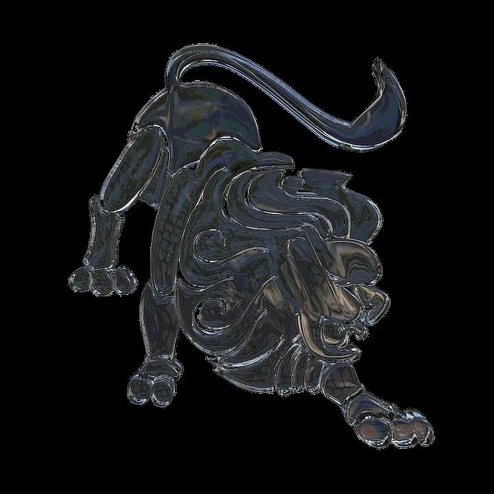 Glass Signs Of The Zodiac, Leo, Horoscope