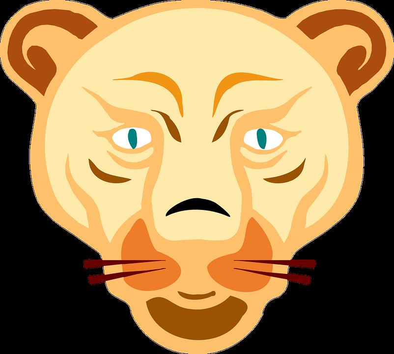 Lion, Wild, Animal, Mammal, Whiskers, Wildlife, Leo
