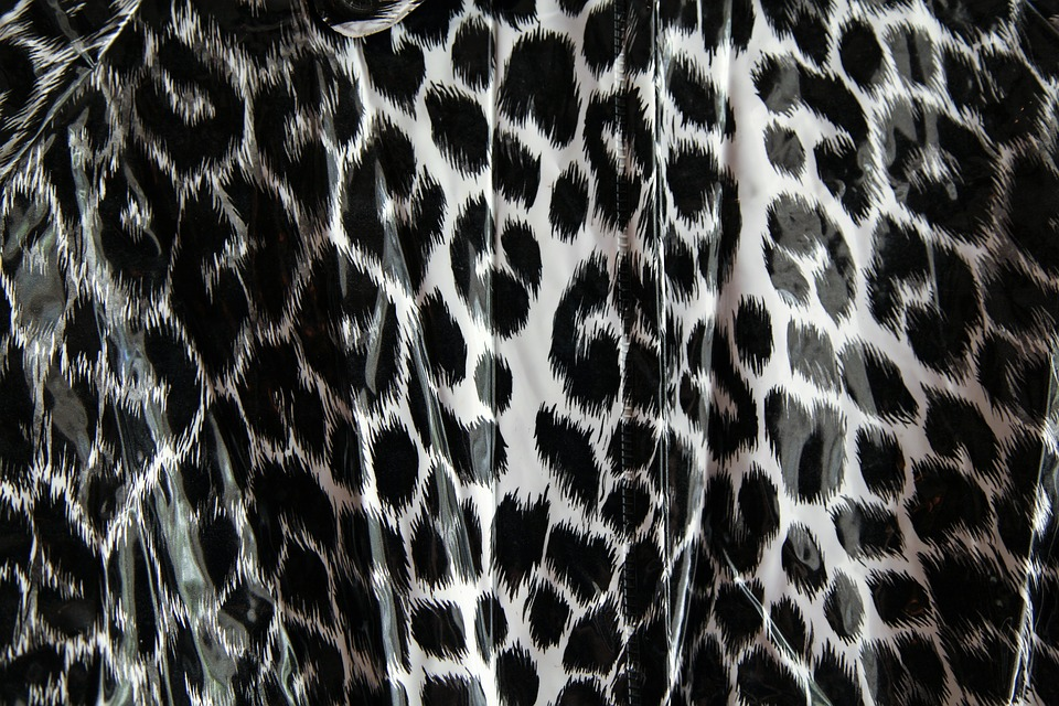 Leopard Pattern, Black And White, Leopard, Pattern