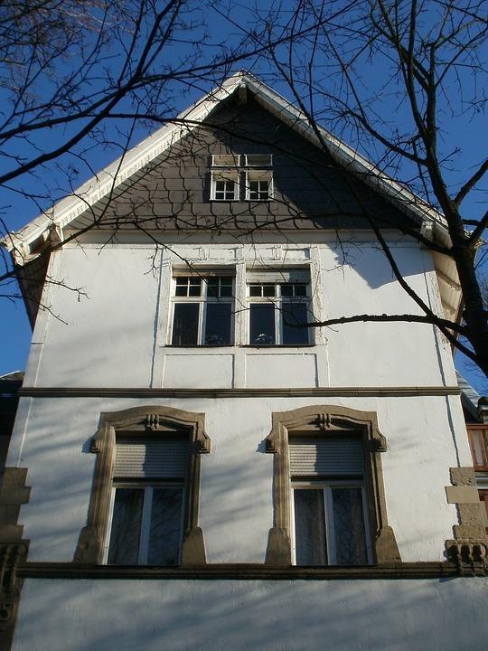 Lessingstr, Saarbrucken, House, Building, Front