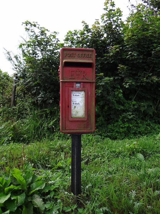 Letter Boxes, England, Letters, Mailbox, Mail Box, Post