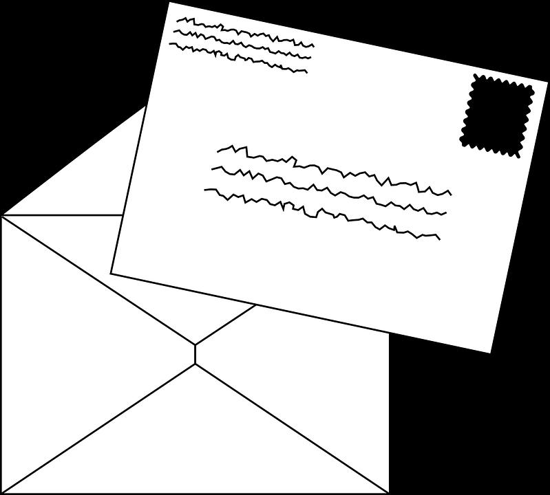 Mail, Stamp, Envelope, Letter, Postage, Postal