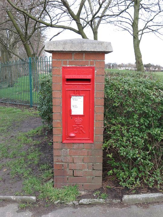 Post Box, Letters, Mail, Mailbox, Postal, Post
