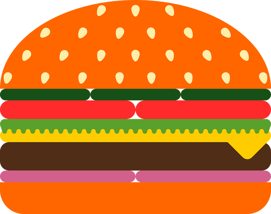Burger, Cheeseburger, Cheese Burger, Cheese, Lettuce