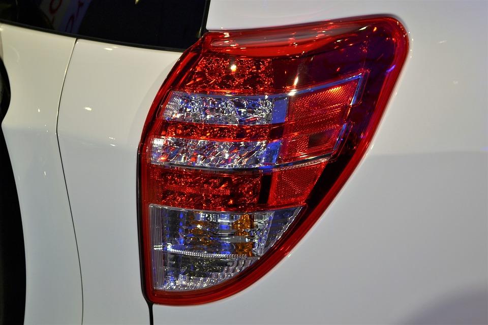 Lexus Break Light, Suv, Sports Utility Vehicle