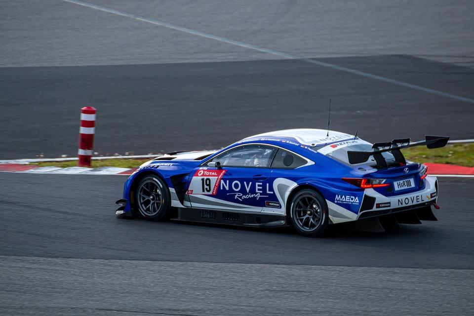 Lexus, Novel Racing