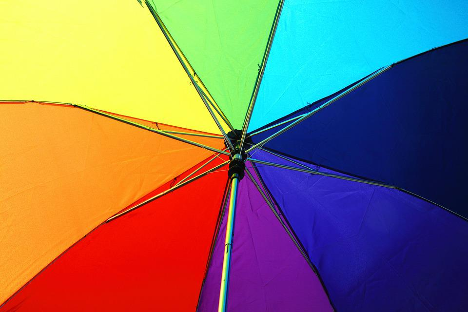 Stand Out, Rainbow, Human Rights, Lgbt, Gay, Equality