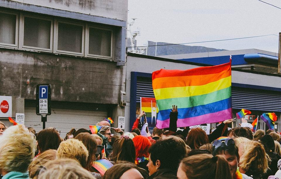 Rainbow, Pride, Parade, Lgbt, Symbol, Gay