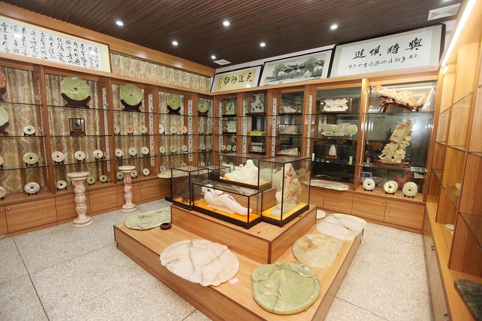Li And Furniture City, Showroom, Jade Article