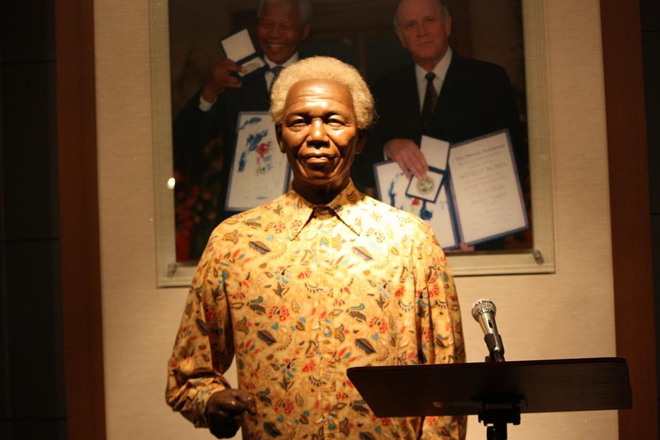 Mandela, Wax, Liberalism
