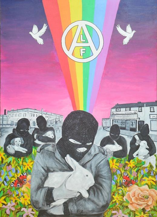 Animal Rights, Alf, Animal Activism, Liberation