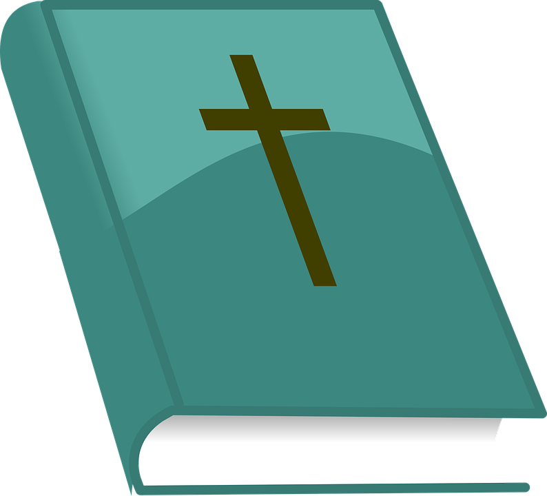 Book, Christian, Cross, Library Books, Prayer