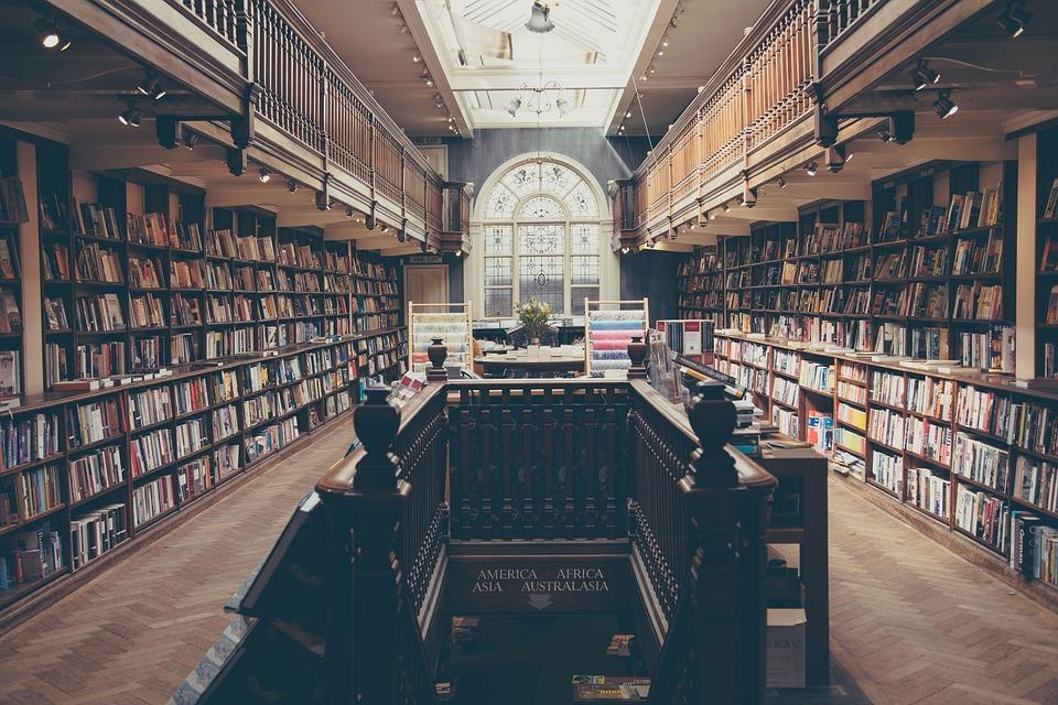 Library, Books, Education, Literature, School