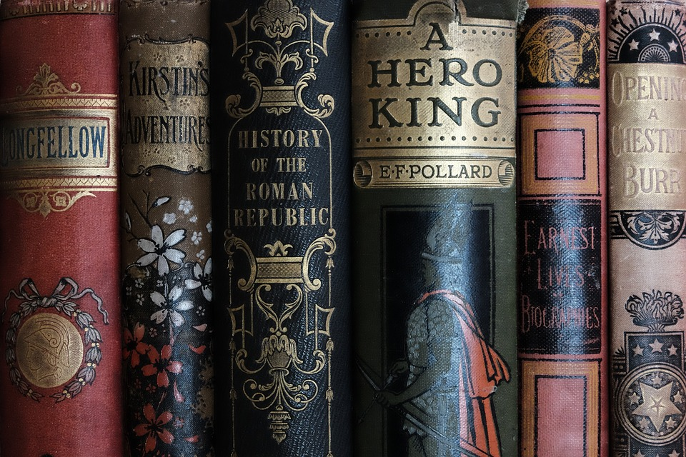 Books, Old Books, Old, Study, Library, Literature