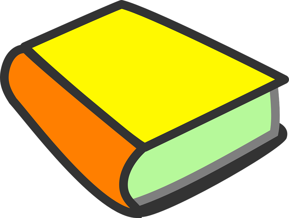 Book, Close, Yellow, Education, School, Library, Study